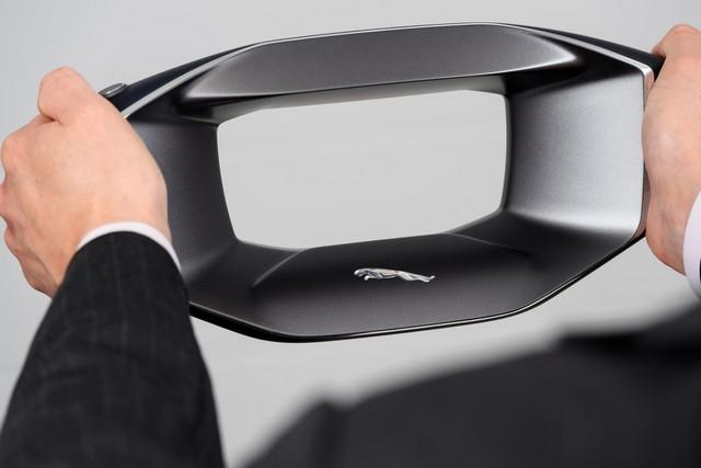 Concept Jaguar Future-Type : La Vision De Jaguar Pour 2040 Et Au-Delà 510885wheel11