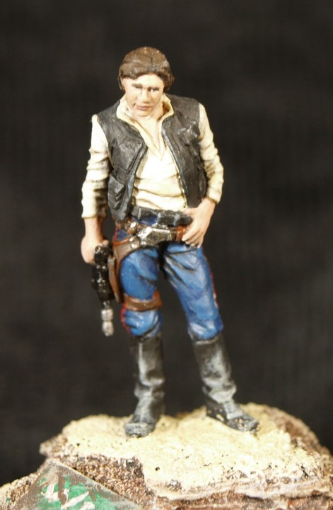 FINI - Han Solo - Knight model 510997HanSolo7