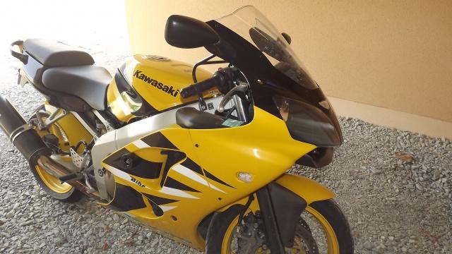 Kawasaki ZX-6R 2001 514336DSCF1725