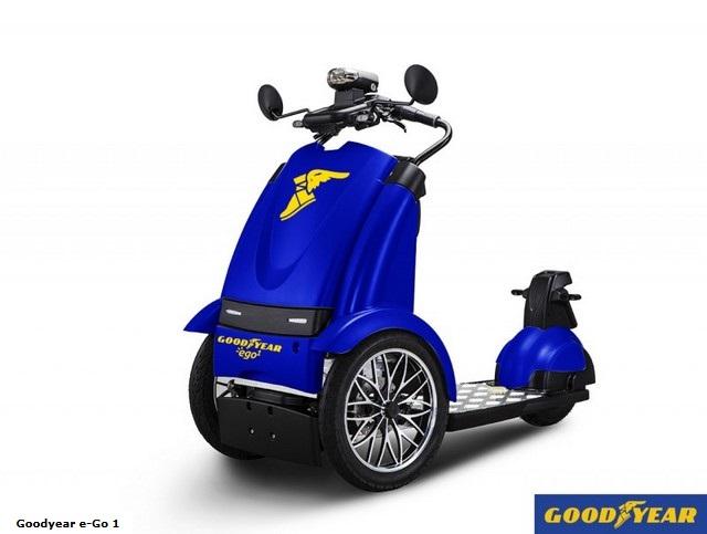 Goodyear lance des... véhicules 3 roues électriques ! 514453Goodyearego