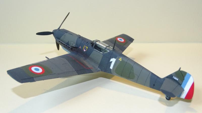 [ Tamiya ] Bf 109 E3 WNr 1304 du JG 76 capturé le 22/11/1939  515057DSC04032