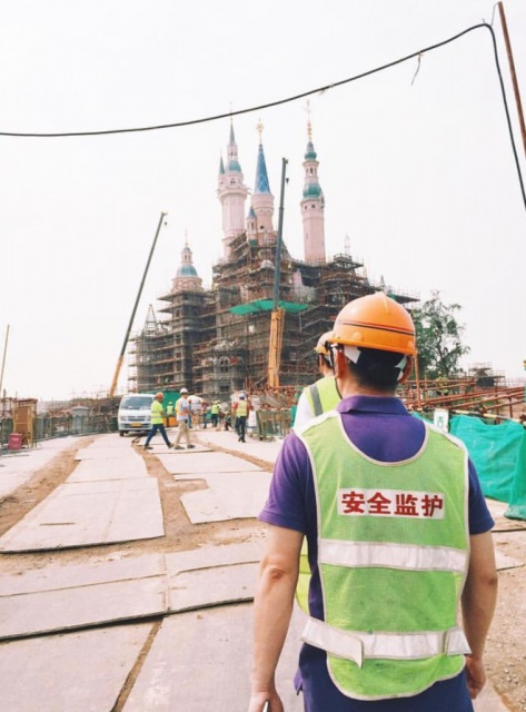 [Shanghai Disneyland] The Enchanted Storybook Castle (2016) - Page 9 515601W37
