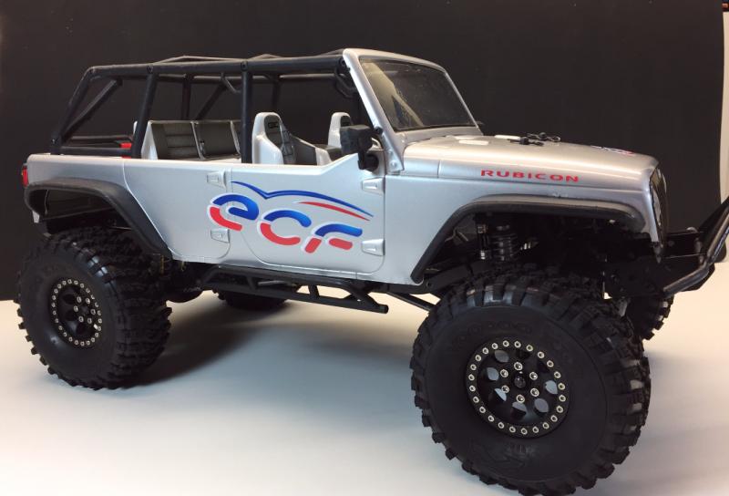 Jeep ECF  auto école  5160078205