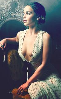 Emilia Clarke avatars 200x320 pixels - Page 3 517476Tara5