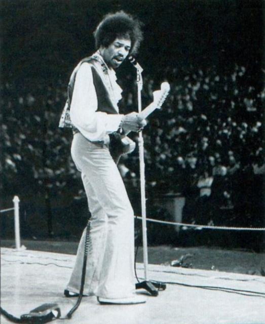 New Orleans (City Park Stadium) : 1er août 1968  517515E415641587