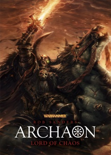 Programme des publications The Black Library 2015 - UK  517812ArchaonLordofchaosthumb