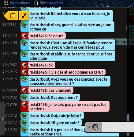 [Haskell] Rapport d'action RP [C.H.U] 5186076110