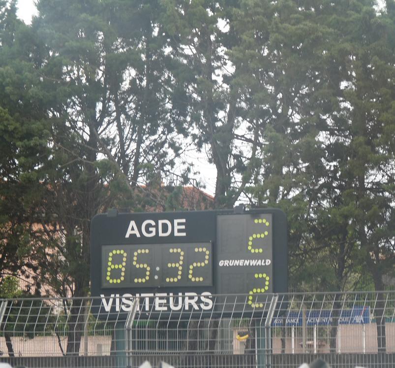 AGDE LA PERLE NOIRE DE LA MEDITERRANEE TIENT TETE AU GAZELEC  DE L'ILE DE BEAUTE  - Page 14 518757P1160799