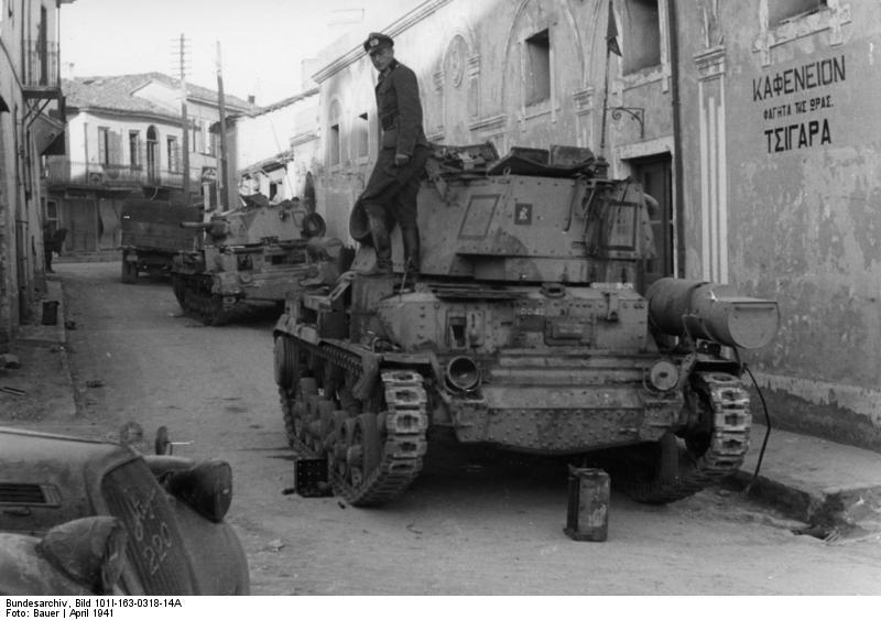 LFC : 16 Juin 1940, un autre destin pour la France (Inspiré de la FTL) 519533BundesarchivBild101I163031814ABalkanGriechenlandBeutefahrzeuge