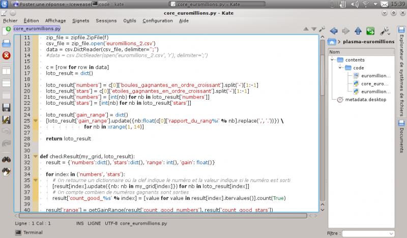 [Python]Spyder, le super éditeur de code, et aide au debug 520419kate1