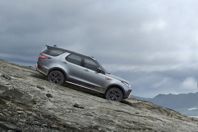 Nouveau Discovery SVX : Land Rover dévoile son champion tout-terrain au Salon de Francfort 520851l46219mysvx1010glhd