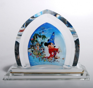 [Collection] Disney Fine Art Glass by Collectors Editions 521218IMG9564