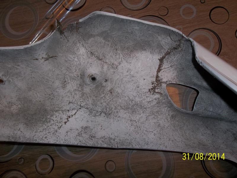 réparation carénage fibre  5216501000900