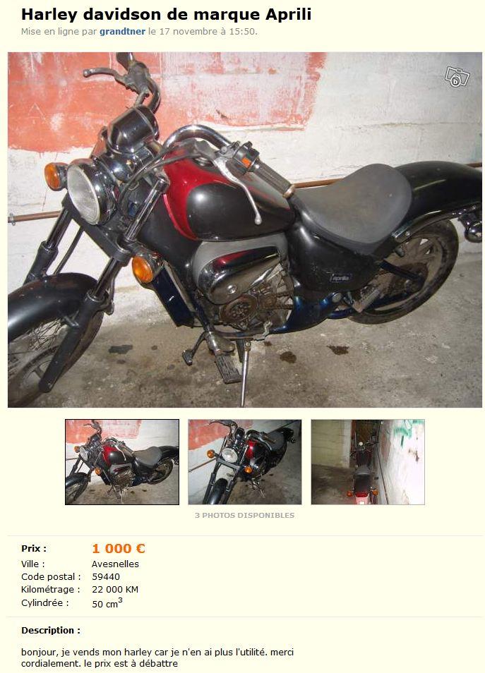 perles du bon coin par le Forum Passion-Harley 521672Aprili2
