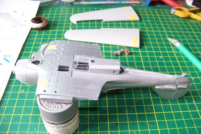 PZL P 23b Karas :  Mirage 1/48 - Page 2 5219061000294