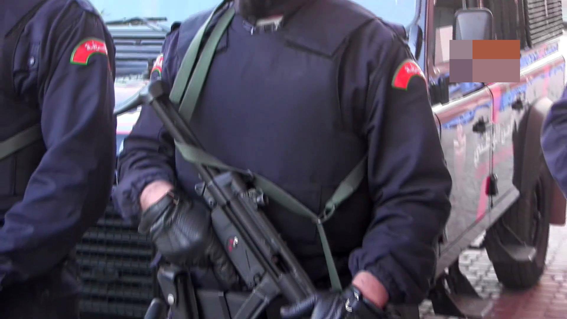 Moroccan Special Forces/Forces spéciales marocaines  :Videos et Photos : BCIJ, Gendarmerie Royale ,  - Page 9 5229263371