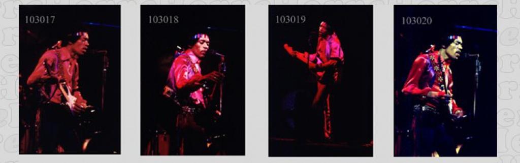 New York (Fillmore East) : 1er janvier 1970 [Premier concert]  523022Image6