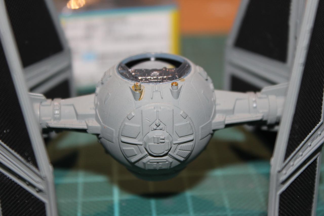 Star Wars [Tie Interceptor] FineMolds 1:72 523221DPP2014