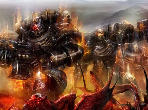 [Space Marine Battles] Legion of the Damned de Rob Sanders 523480legionofthedamnedcrop2
