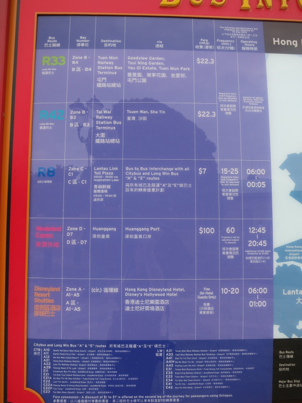 Trip Report - Hong Kong Disneyland HKD Chine Macau Hong Kong Ocean Park - Aout Septembre 2013 524749IMG8713