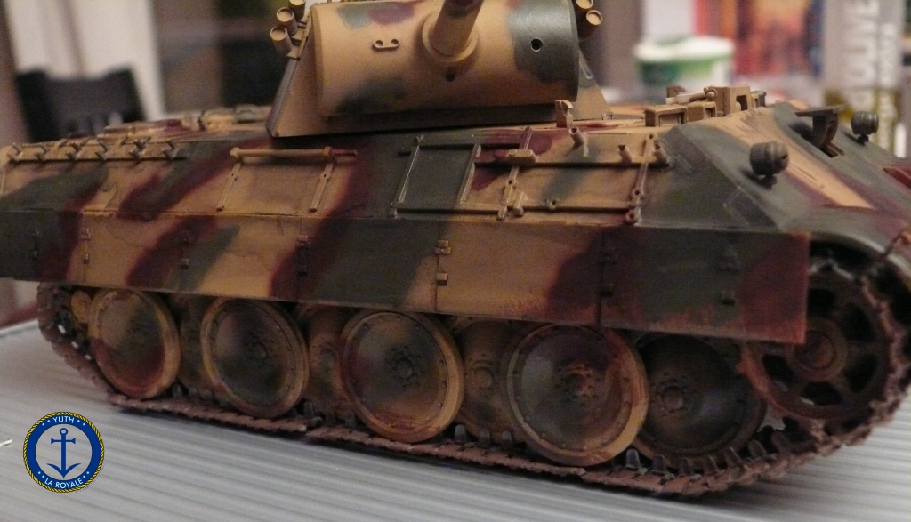 Panzerkampfwagen Panzer V Panther Ausf D. - Page 5 524973panther26