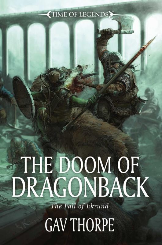[Time of Legends] The Doom of Dragonback de Gav Thorpe 52509381vb9KA4NxL