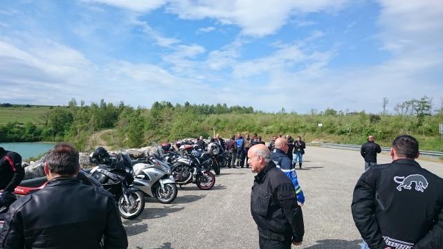 CR & Photos & Vidéo : TSO 03/05/15 La Gendarmerie en Balade et Spectacle à Castelnaudary  525810Cast07