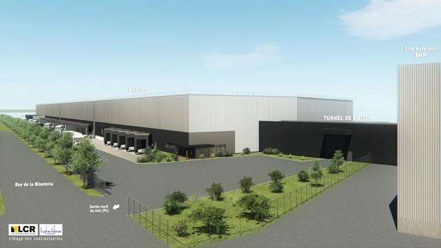 BMW Group agrandit son centre de distribution de pièces de rechanges et accessoires de Strasbourg 526382P90244981highResextensionprastrasb