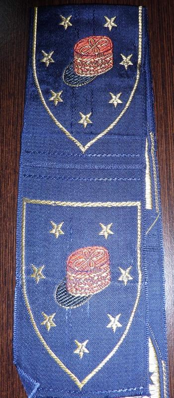 insigne tissu Pétain 526520P1000684