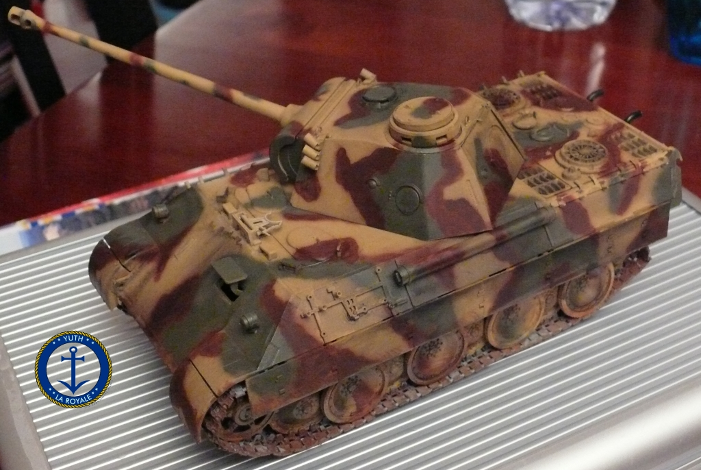 Panzerkampfwagen Panzer V Panther Ausf D. - Page 5 526988panther31