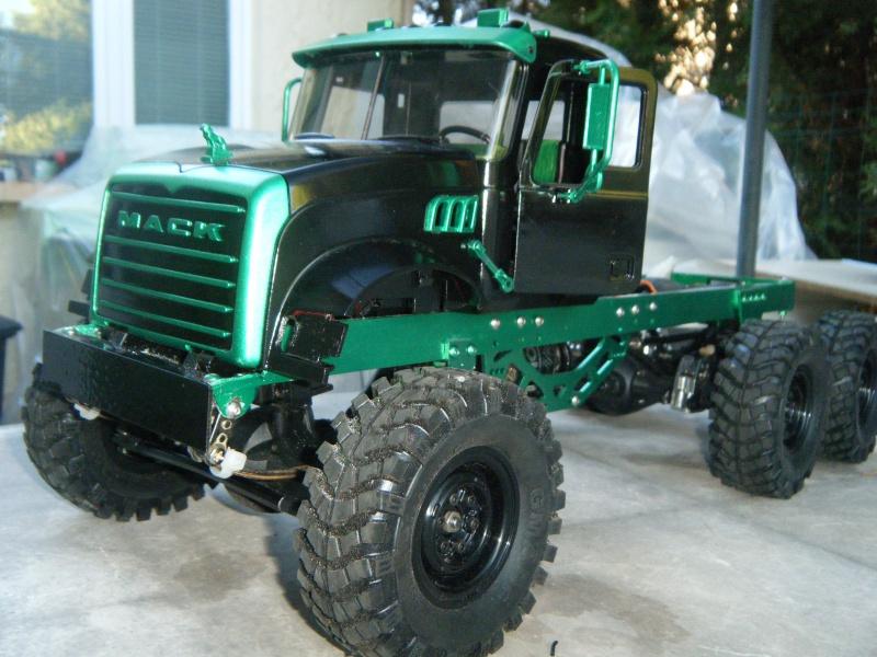 Mack 6x4 Monster Energy (FINI en attente d'un arceau) 527204DSCF3029