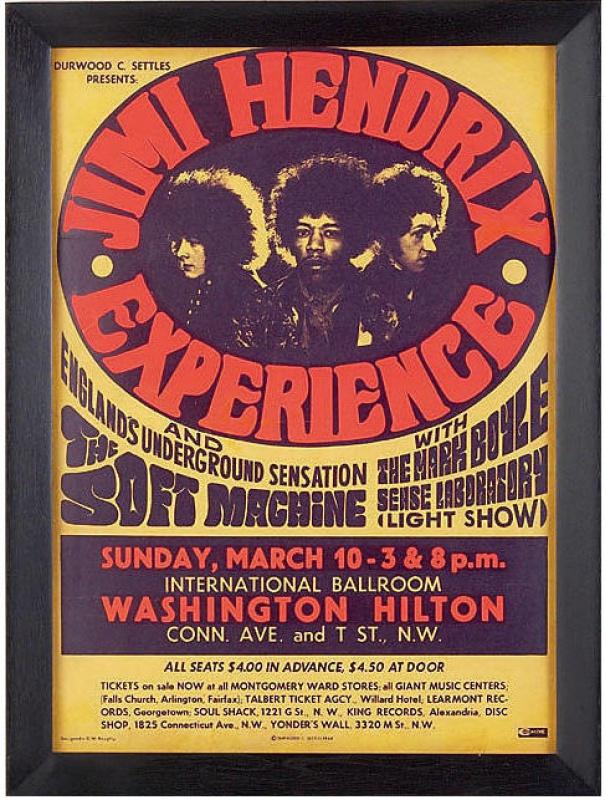Washington (Hilton Hotel) : 10 mars 1968 [Premier concert] 5279465298a
