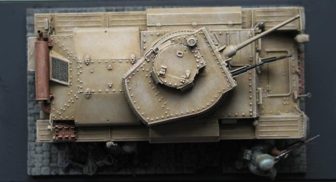 panzer Kpfw 38 t ausf F Tristar 1/35 528043modles109016