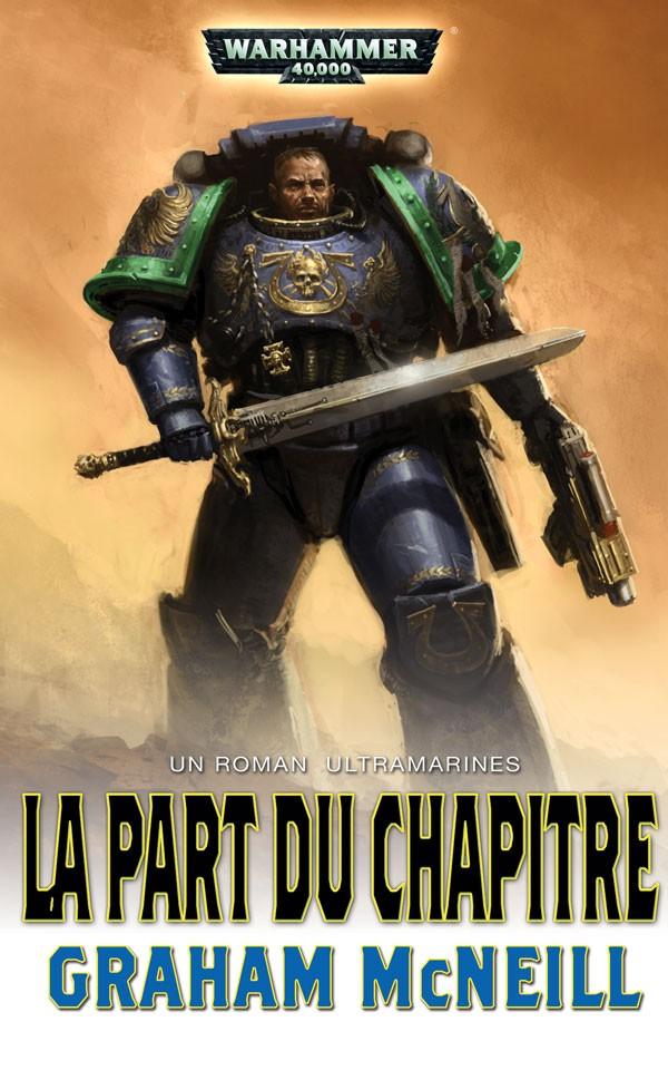 La Part du Chapitre (Uriel Ventris Tome 6) 528201Lapartduchapitre