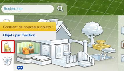 Trouver les objets cachés du jeu Les Sims 4 (le mode débogage / debug) 528286343