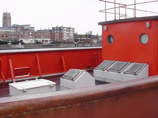 Bassurelle BF 7 sister schip du Sandettie 528307BFDun3