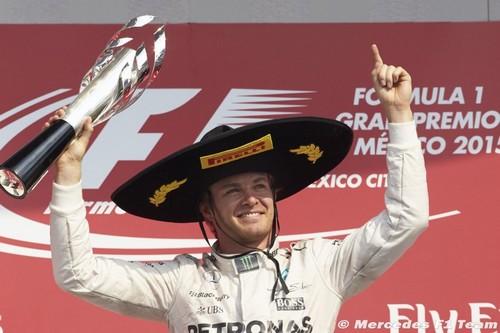 F1 GP du Mexique  2015 : Victoire de Nico Rosberg  5287412015NicoRosberg9