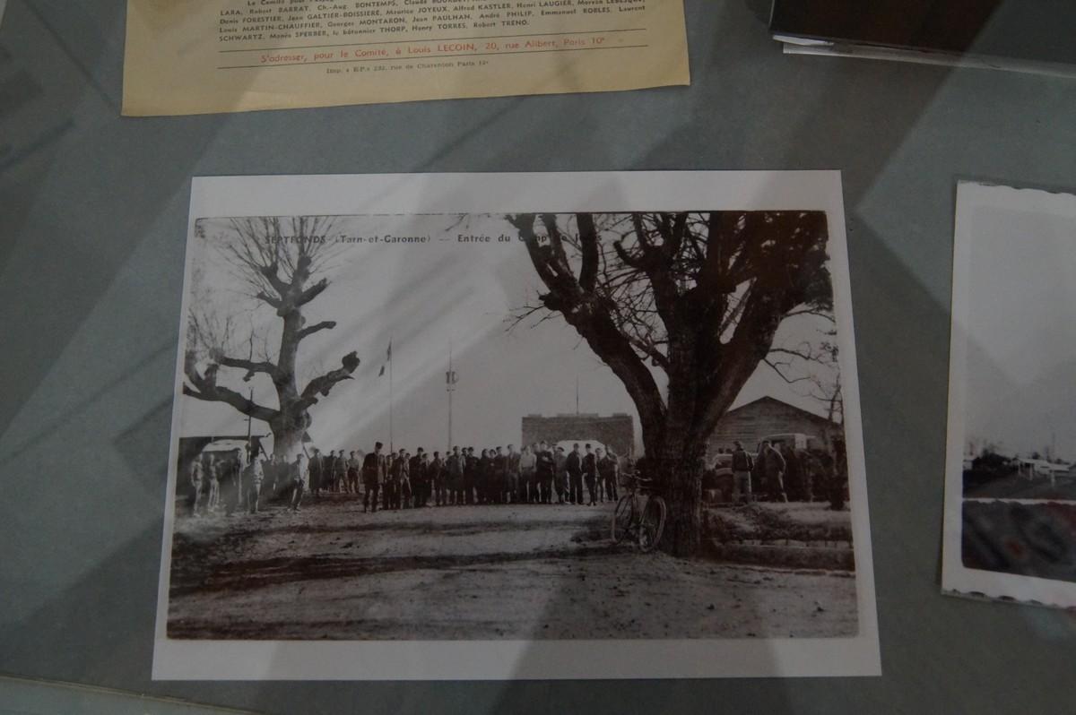 [ Histoire et histoires ] Musée de la résistance et du combattant à Montauban 528798DSC07533