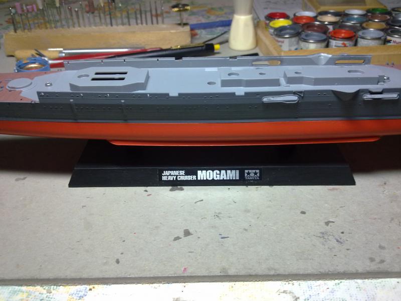 croiseur lourd Mogami au 1/350 par Pascal 94 - Tamiya  - Page 2 52980905102010806