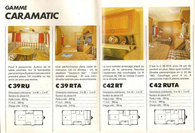 Les Esterel, début 80' 530463Brochure8001