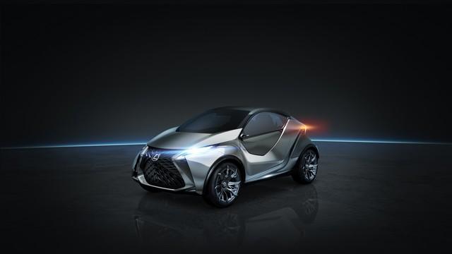 Le Lexus LF-SA Concept Révélé En Première Mondiale 531693LEXUSLFSA10FrontThreeQuaterGENEVAMS2015