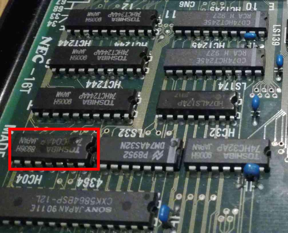 Problème affichage et Reboot aléatoire Neo Geo Aes 533683cmneo