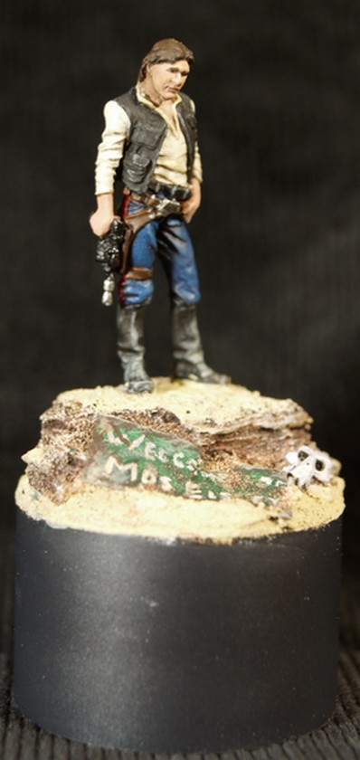 FINI - Han Solo - Knight model 534393HanSolo5