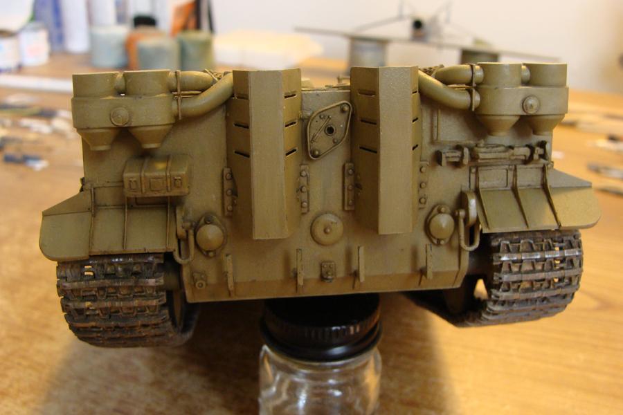 Tigre I - Tamiya ref 35156 - 1/35 - Page 5 534481DSC05374