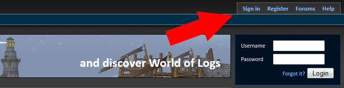 How to ... world of log : Première partie 536040tuto1