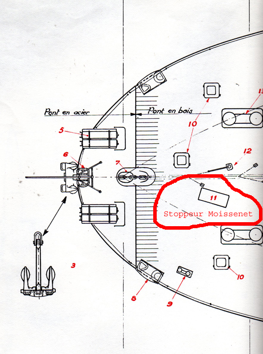 le Richelieu  au 1/100e par BORIS sur plans  537072Ancre_de_detroit