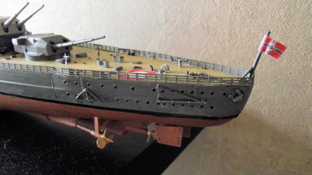 Tirpitz Revell au 1/350° 538414TipitzRevell1x35018