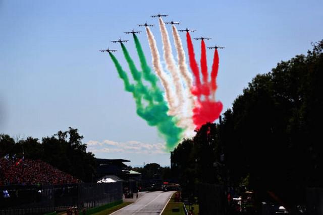 F1 GP d'Italie 2017 : Lewis Hamilton s'impose à Monza 539510842142692