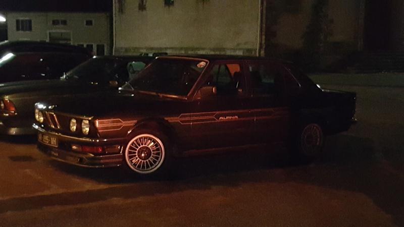 SORTIE BMW Nord Est : 23/24 septembre 2017 -  Sortie de Julien 53990720170923215151