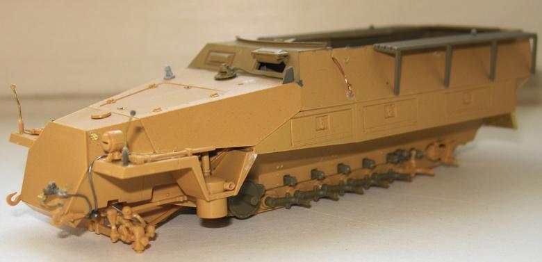 Sd.Kfz 251/20 Ausf D 'Falke' AFV Club 1/35 540918IMG0112